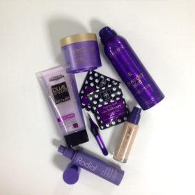 Purple fever: Το νεσεσέρ του φθινοπώρου είναι μωβ