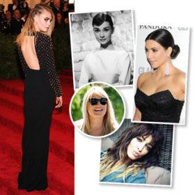 Δείτε ποια είναι η νικήτρια του μεγάλου poll του InStyle για τα celebrity μαλλιά