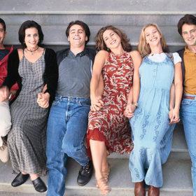 Friends: Δείτε το trailer για επικείμενη ταινία το 2015