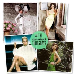 Throwback Thursday: Δείτε δέκα αξέχαστα φορέματα από τον κινηματογράφο