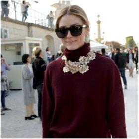 Θα σχεδιάσει η Olivia Palermo ρούχα;