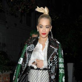 Βρήκαμε το jacket της Rita Ora