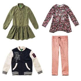 Τα νέα παιδικά ρούχα της Benetton που θα λατρέψει κάθε παιδί