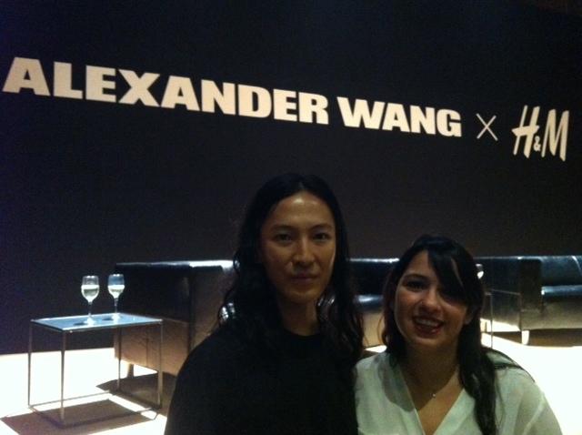 alexander wangx H&M, new york, eye witness, empeiria,