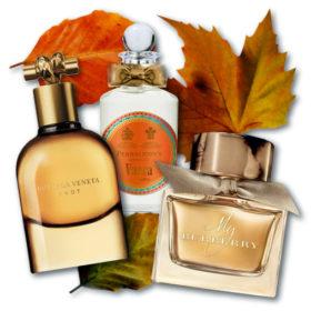 Smells like autumn: 10 Αρώματα για το φθινόπωρο