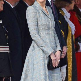 Kate Middleton: Η πρώτη επίσημη εμφάνιση μετά την ανακοίνωση της εγκυμοσύνης της