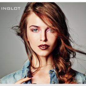 Purple Rain: H Inglot παρουσιάζει το τέλειο look που προετοιμάζει ην παλέτα του χειμώνα