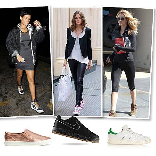8549695cff2 Shopping guide: Αποκτήστε τα πιο stylish αθλητικά παπούτσια - Instyle GR