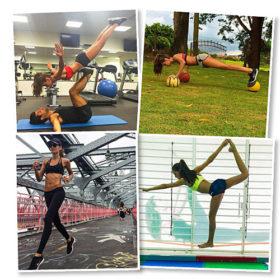 Izabel Goulart: Δείτε τις φωτογραφίες του μοντέλου στο Instagram και θα τρέξετε αμέσως στο γυμναστήριο!