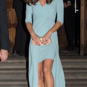 H Kate Middleton κάνει στροφή στο στιλ της