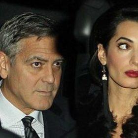 George Clooney – Amal Alamuddin: Οι πρώτες φωτογραφίες από το νέο γαμήλιο πάρτι