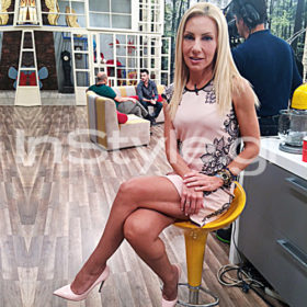 Τι φόρεσε η Έλενα Τσαβαλιά σήμερα;