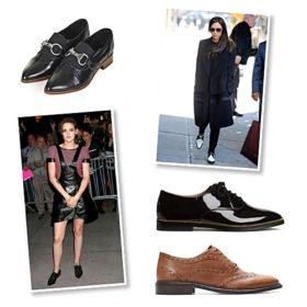 Girl like boy: Αποκτήστε τα ωραιότερα men-inspired παπούτσια
