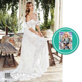 Αφιέρωμα Γάμος:  Δείτε την Άννα Πρέλεβιτς να προβάρει τα ωραιότερα νυφικά