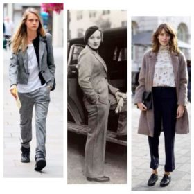 It's a Women's World: Oκτώ γυναίκες που καθιέρωσαν το ανδρόγυνο look
