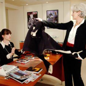 «The Devil Wears Prada»: Ποια ηθοποιός θέλει να δει συνέχεια της ταινίας;