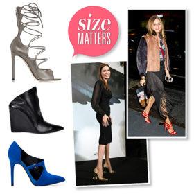 Size matters: Τι πρέπει να προσέξετε όταν αγοράζετε παπούτσια;