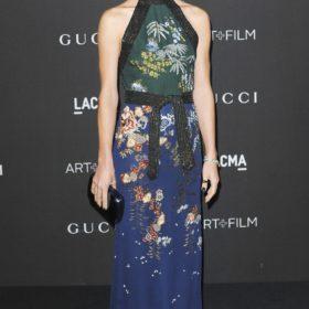 H Charlotte Casiraghi με Gucci