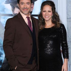 Robert Downey Jr.: Έγινε πατέρας για τρίτη φορά