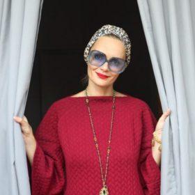 Έλενα Χριστοπούλου: «Δεν είμαι της μόδας»