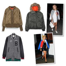 Shopping guide: Επιλέξαμε τα ωραιότερα μπουφάν της σεζόν