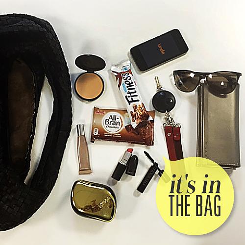 elena papavasileiou in the bag