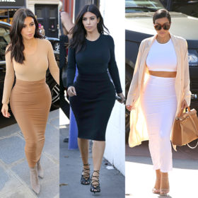 Do it like Kim: Δείτε τα επτά styling tricks που χρησιμοποιεί για το καθημερινό της ντύσιμο