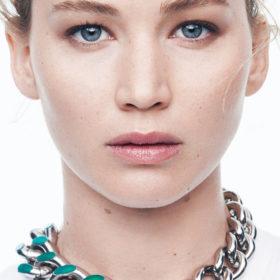 H Jennifer Lawrence κόβει την ανάσα στη νέα καμπάνια του Dior