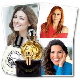 Celebrity scent: 10 Ελληνίδες σταρ μας είπαν ποιο άρωμα φορούν