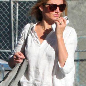 Cameron Diaz: Αρραβωνιάστηκε η 42χρονη ηθοποιός;