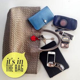 It's in the bag! Κρυφοκοιτάξαμε στην τσάντα της Μορφούλας Ντώνα