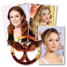 The odds are in their favor: Τα beauty looks στην πρεμιέρα του Hunger Games: Mockingjay Part 1