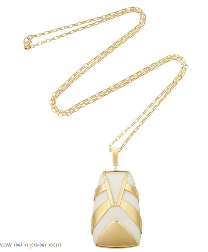 maiyet-tiger-stripe-gold-plated-resin-necklace
