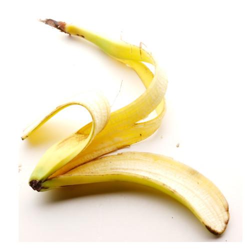 bantu knots hairstyle : banana peel