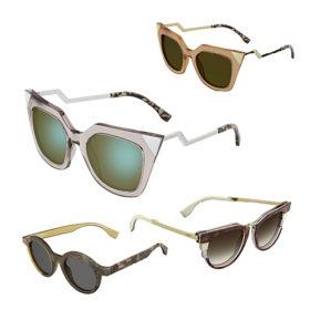 Fendi: Δείτε τα πιο classy γυαλιά ηλίου του γνωστού Οίκου για τον φετινό χειμώνα