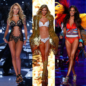 Victoria's Secret: Τα πιο όμορφα μοντέλα του κόσμου στο πιο λαμπερό show του κόσμου
