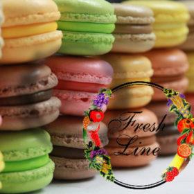 H Fresh Line υποδέχεται τις γιορτές με λαχταριστά macaron…
