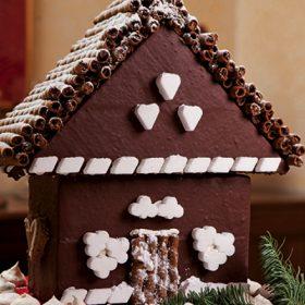 Chocolate Cake House