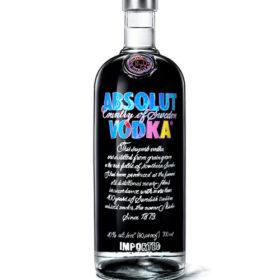 Absolut Vodka: Δείτε το νέο συλλεκτικό μπουκάλι