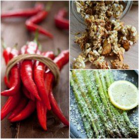 10 τροφές για απώλεια βάρους