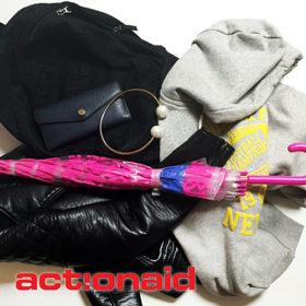 Βοηθήστε την Action Aid χαρίζοντας ένα παλιό σας ρούχο ή αξεσουάρ