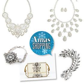 Christmas Shopping: Μεταμορφώστε το look σας με τα πιο glamorous αξεσουάρ που κοστίζουν κάτω από 30 ευρώ