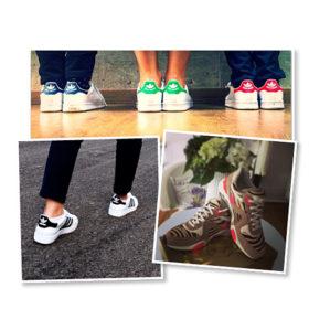 #InStylesneakers: Δείτε τα sneakers των αναγνωστών που ξεχωρίσαμε