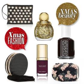 Fashion meets beauty Christmas edition: Συνδυάσαμε τα πιο ωραία βραδινά clutches με τα πιο stylish βερνίκια νυχιών