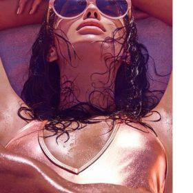 Δείτε το κορίτσι του Ρονάλντο στην πιο εντυπωσιακή καμπάνια eyewear
