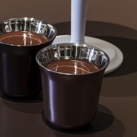 NESPRESSO hot chocolate with chili