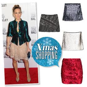 Christmas shopping: Αποκτήστε τις πιο ωραίες κοντές φούστες για τις γιορτές