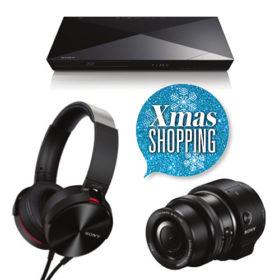 Christmas Shopping: Βρήκαμε τα καλύτερα αντρικά δώρα από τη SONY