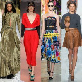 Fashion of 2014: Δείτε τις επικρατέστερες τάσεις της χρονιάς που φεύγει