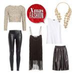 leather pants xmas fashion